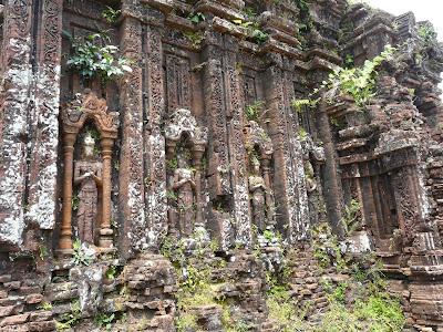 Ruines mystiques d'Anémos. Vietnam+641