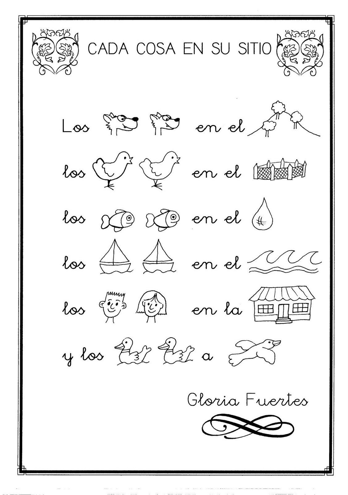 Escuela infantil marchamalo leer con pictogramas - Trabajo de ayudante de cocina para colegios ...