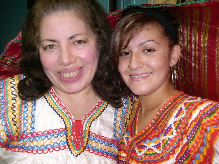 Tassa et Imane