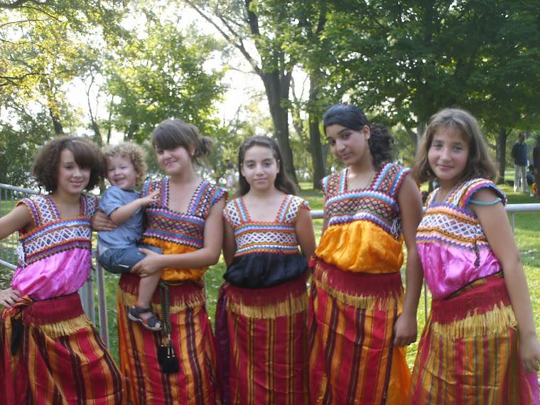 TAFSUT FETE DES ENFANTS 2009