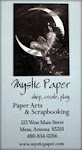 Mystic Paper
