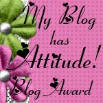 Blogaward gekregen eerst van Hilde en toen ook nog van Lautje