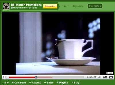 Bill Morton Promotions Youtube Channel