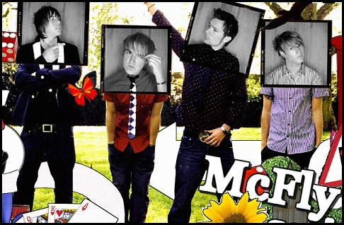 Mcfly on Life Of A Girl Named Pamela  Point Of View   Mcfly