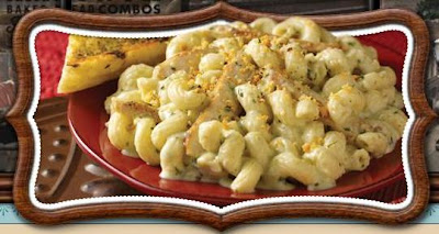 Corner Bakery's Pesto Cavatappi quick easy recipe