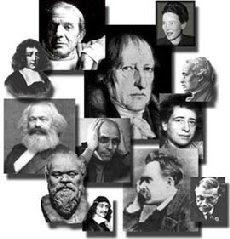 Filósofos que fizeram história...