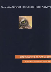 Birdwatching in Azerbaijan - a guide to nature and landscape