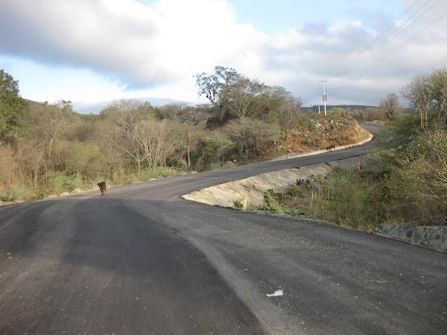 Carretera Guanito-Bohechío casi una realidad