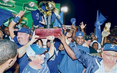 Licey Campeon!