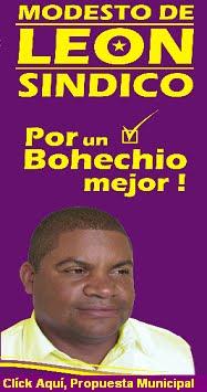 En Bohechío Los síndicos van al ayuntamiento ha improvisar