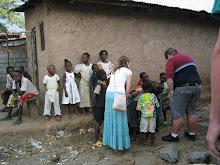 Children in Bujumbura Burundi