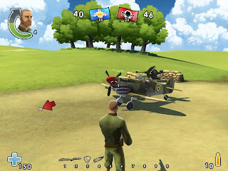 Battlefield Heroes gameplay
