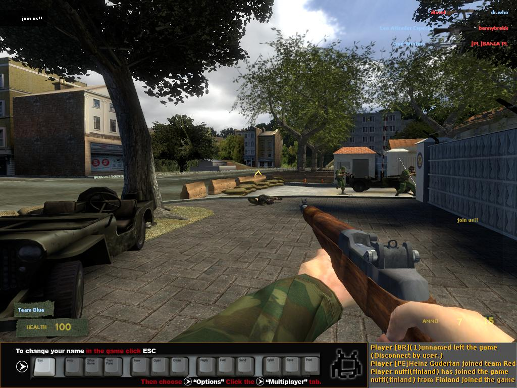 play first person shooter games online free no download