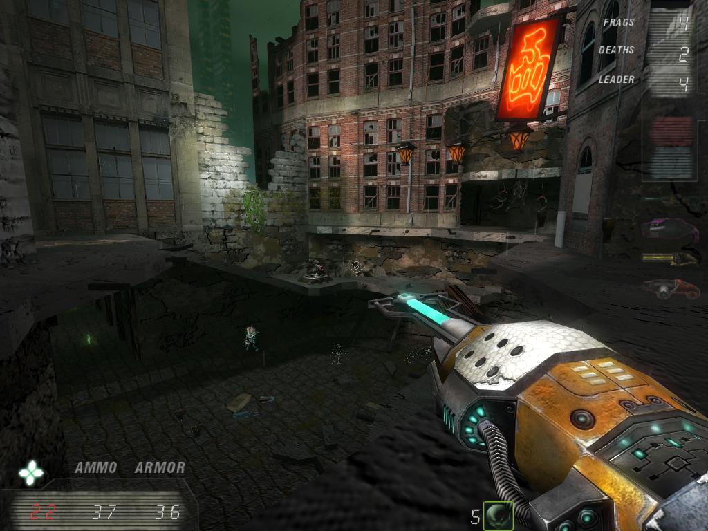 free online first person shooter