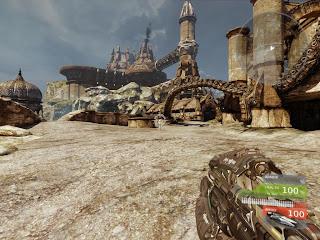 Free Sci-Fi online FPS game - Galacticwar