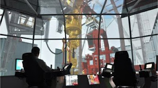 Virtual Oil Rig Operational Procedure Training