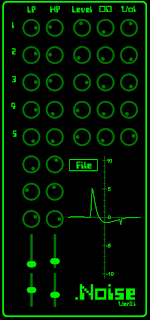japan noise generator