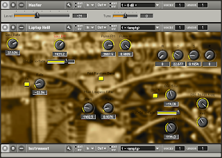 Industrial ensemble for Reaktor