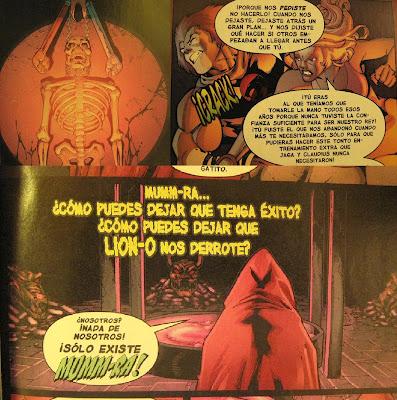 Thundercat Comics on Al Final Y Como Siempre  Los Thundercats Son Los Vencedores Y Mumm Ra