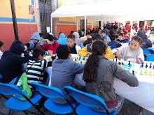 Fotos del Torneo de Ajedrez