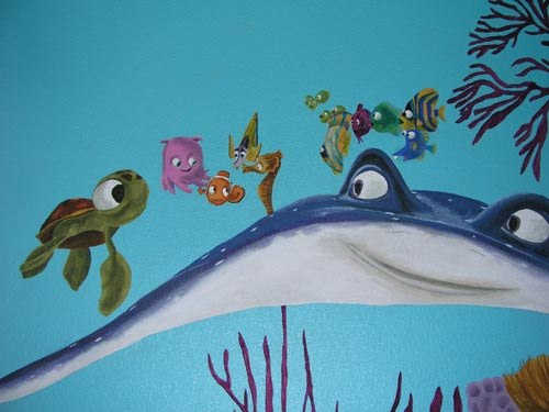Finding Nemo Characters Mr Ray Amy's Blog ...