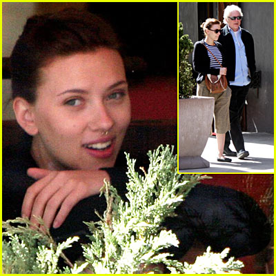 Scarlett Johansson Wedding Pictures on Scarlett Johansson Hot1