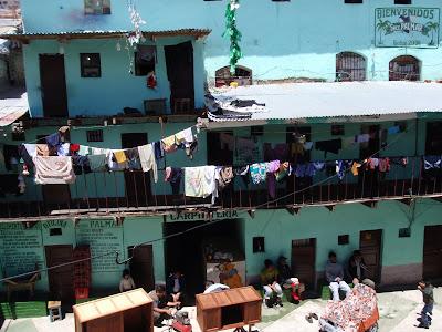Bolivian PrisonSan Pedro Prison Cells