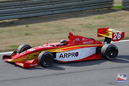 Indy Lights # 26 ARPRO / BSS Car
