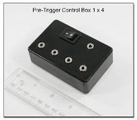 PT1022: Pre-Trigger Control Box 1 x 4