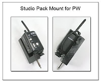 CP1088: Studio Pack Mount for PW