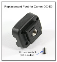 PJ1062: Replacement Foot for Canon OC-E3