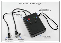 CP1007: Cell Phone Camera Trigger