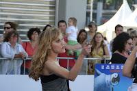 Brittany Murphy Happy Feet Australian Premiere 2