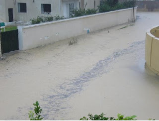 Inondation Tunisie
