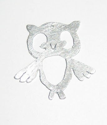Handmade owl pendant by surf jewels handmade jewellery pendant, necklace, charm, owl, aluminium, saw pierced, handmade jewellery, jewellery, surf jewels, gift