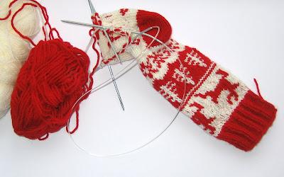 handmade sock