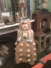 Domestic Interior with Dalek Playsuit