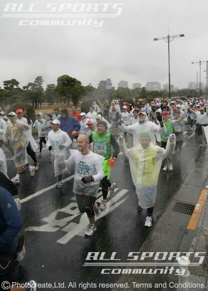 Tokyo Marathon 2010 Race Report