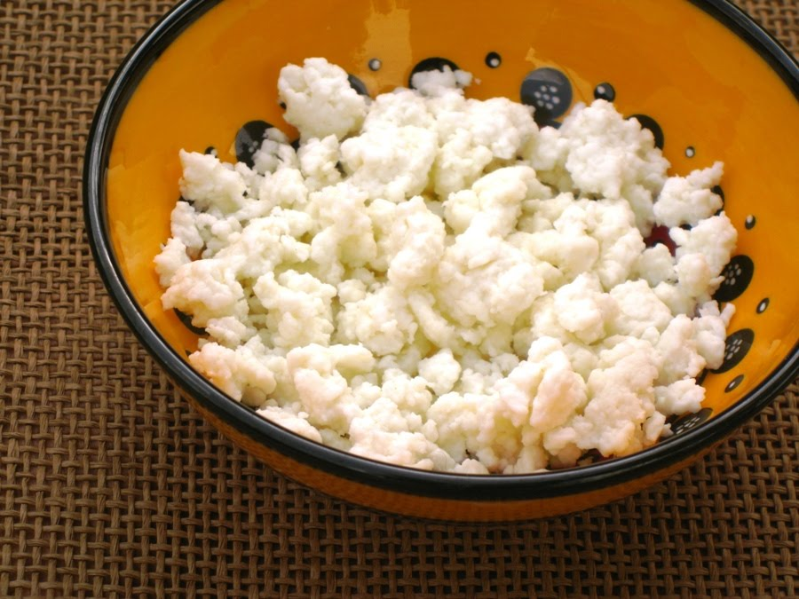 Needful Things: Oh So Easy Homemade Cottage Cheese
