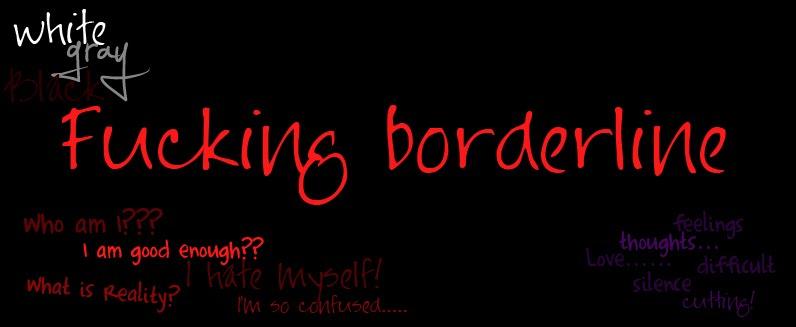 Livet som borderliner