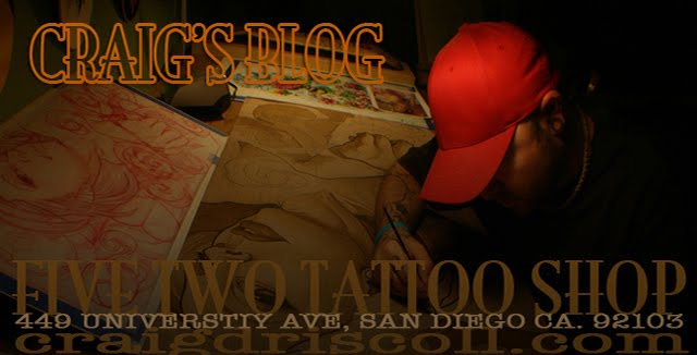 HOPE SHOW AND TATTOO GURU. Ok, so i put some signs up at the tattoo