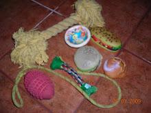 Alguns dos meus brinquedos :) :)