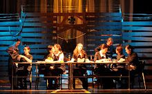 LA CASA BERNARDA ALBA (Teatro 2009) DIRECTOR,ESCENÓGRAFO.
