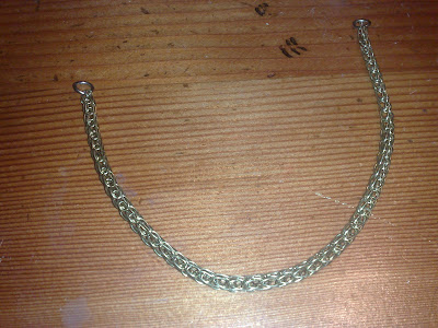 Viking wire weaving