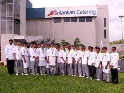 SriLankan Caering Report Rs1.2 billion