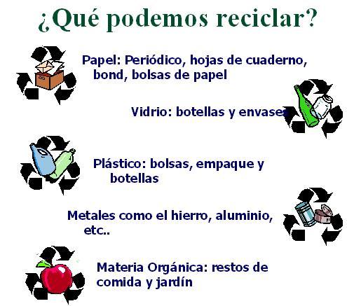 Amigos x el mundo! :) Reciclar