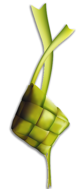 Ketupat in High Resolution