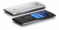 Sony Ericsson Cedar - Ponsel Murah Ramah Lingkungan