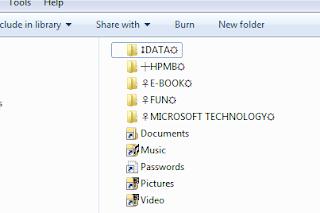 Lindungi atau Proteksi File di USB dari Virus