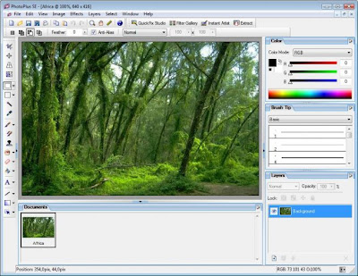 PhotoPlus SE - Free Image Editor Software